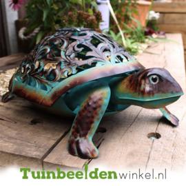 Dieren tuinbeeld ''De solar schildpad'' Tbw0871pr63
