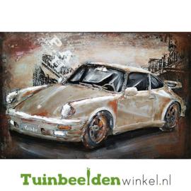3D schilderij ''De stoere auto'' TBW000744
