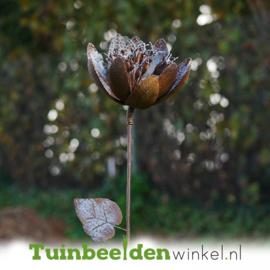 Metalen bloem ''De unieke bloem'' TBW90050