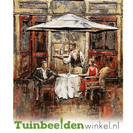 3D schilderij ''First date'' TBW001124