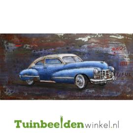 "3D schilderij ""Amerikaanse oldtimer"" TBW60120012sc"