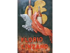 "3D schilderij ""Florio Cinzano"" TBW001880sc"