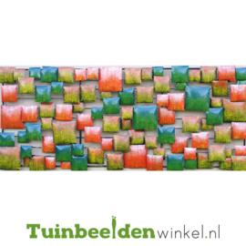3D schilderij ''Abstracte vlakken'' TBW16120