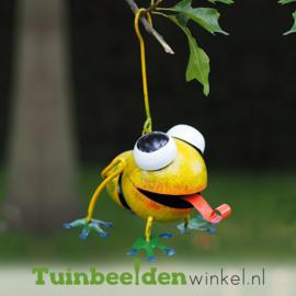 "Tuindecoratie kikker ""De geestige kikker"" TBW16052me"