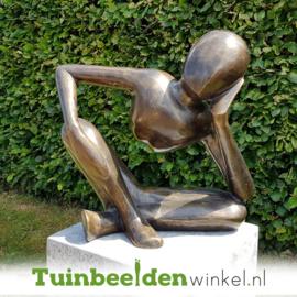 "Modern tuinbeeld ""De Dagdromer"" BBW91232br"