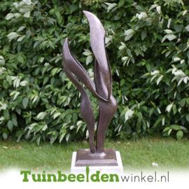 """Modern tuinbeeld """"Verbondenheid"""" - Kleine Versie TBW2235br"""