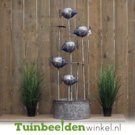 Metalen figuur ''De visjes'' TBW89872