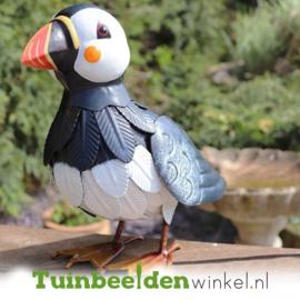 Dieren tuinbeeld ''De papegaaiduiker'' Tbw0871pr49