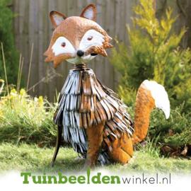 Dieren tuinbeeld ''De sluwe vos'' Tbw0871pr15