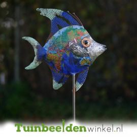 Tuinsteker ''De gekleurde vis'' TBW89784