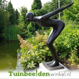 """Modern tuinbeeld """"De Duiker"""" BBW1348br"""