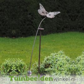 """Tuinsteker """"De fladderende vlinder"""" TBW19558me"""