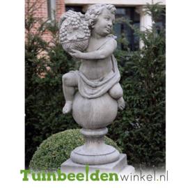 """Engelen beeld """"Seizoen Engel Zomer"""" op sokkel TWB3br220br"""
