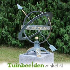 Zonnewijzer met draaiende ring TBW0184br