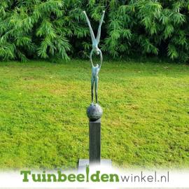 """Modern tuinbeeld """"Vertrouwen"""" BBW004br42"""