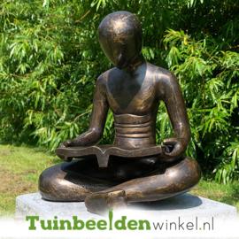 """Modern tuinbeeld """"De Lezer"""" BBW91235br"""