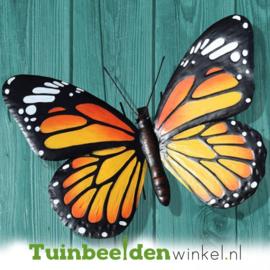 """Metalen vlinder """"Grote metalen vlinder'' TBW0871pr75"""