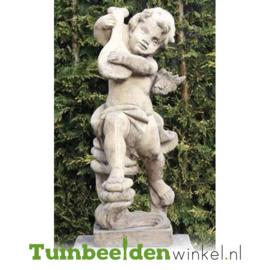"""Engelen beeld """"Muzikant"""" op sokkel TWB3br241br"""