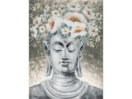 Olieverf schilderij ''Zen Boeddha'' TBW60041sc