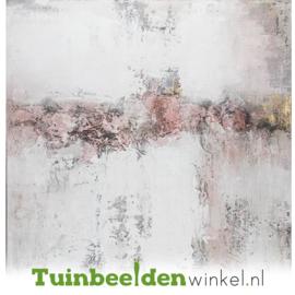 Abstract olieverf schilderij ''Onmetelijk'' TBW60029
