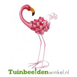 Dieren tuinbeeld ''De flamingo'' Tbw0871pr19