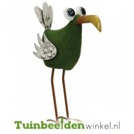 Dieren tuinbeeld ''Het langpotige vogeltje'' Tbw0871pr38