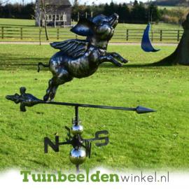 Windwijzer ''Vliegend varken'' Tbw0871pr87