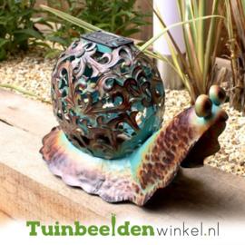 Dieren tuinbeeld ''De solar slak'' Tbw0871pr16