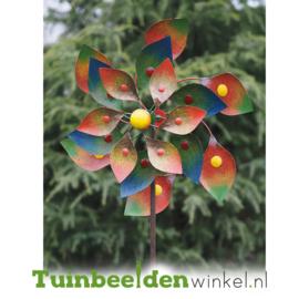 Metalen bloem ''De gestippelde bloem'' TBW16071