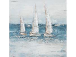 Olieverf schilderij ''Sailing away'' TBW60049sc