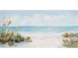 Olieverf schilderij landschap ''Zee'' TBW60036sc
