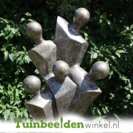"""Modern tuinbeeld """"Het Gezin"""" BBW0425br"""