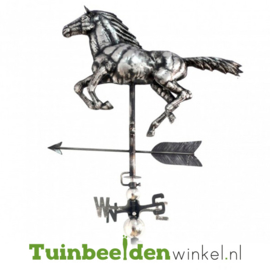 """Windwijzer """"Galopperend paard'' Tbw0871pr92"""