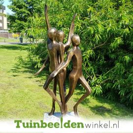 """Modern tuinbeeld """"De Drie Eenheid"""" BBW2389br"""