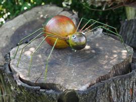 "Metalen tuinbeeld figuur ""Spin"" TBW16161me"