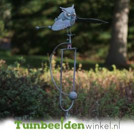 Tuinsteker balans ''De kleine uil'' TBW17851