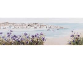 Olieverf schilderij landschap ''Uitzicht'' TBW60044sc