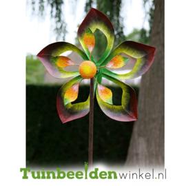 Metalen bloem ''De mooie bloem'' TBW16074