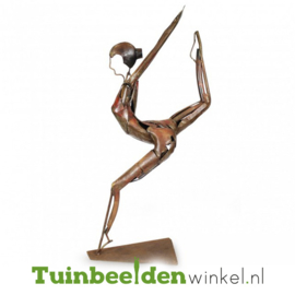 Metalen figuur ''De danser'' Tbw0871pr84