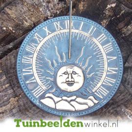 Wand zonnewijzer TBW6302br