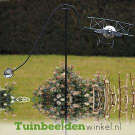 "Tuinsteker balans ""Het zweefvliegtuigje"" TBW14943me"