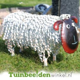 Dieren tuinbeeld ''Het kleine schaap'' Tbw0871pr61