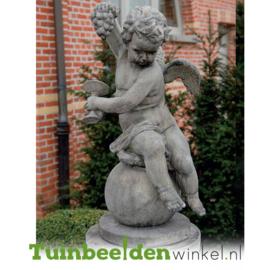"""Engelen beeld """"Engel"""" op sokkel TWB3br224br"""