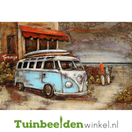 "Auto schilderij ""Time to surf"" TBW001132"