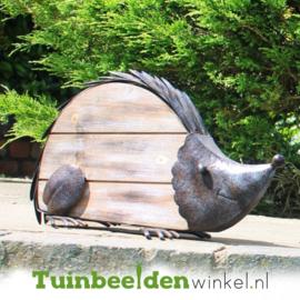 Dieren tuinbeeld ''De egel'' Tbw0871pr08