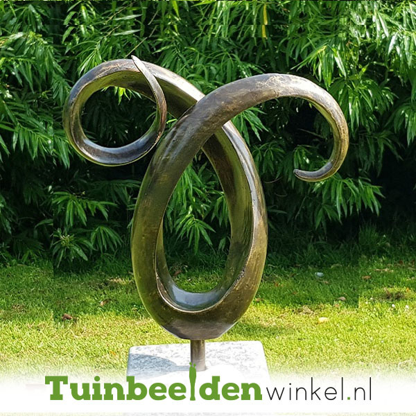 Modern tuinbeeld ''Ram'' BBW0802br