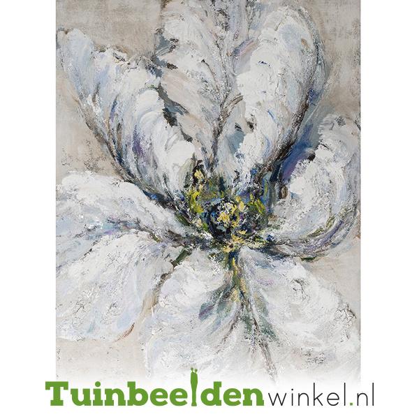 Olieverf schilderij bloemen ''Bloem'' TBW60023