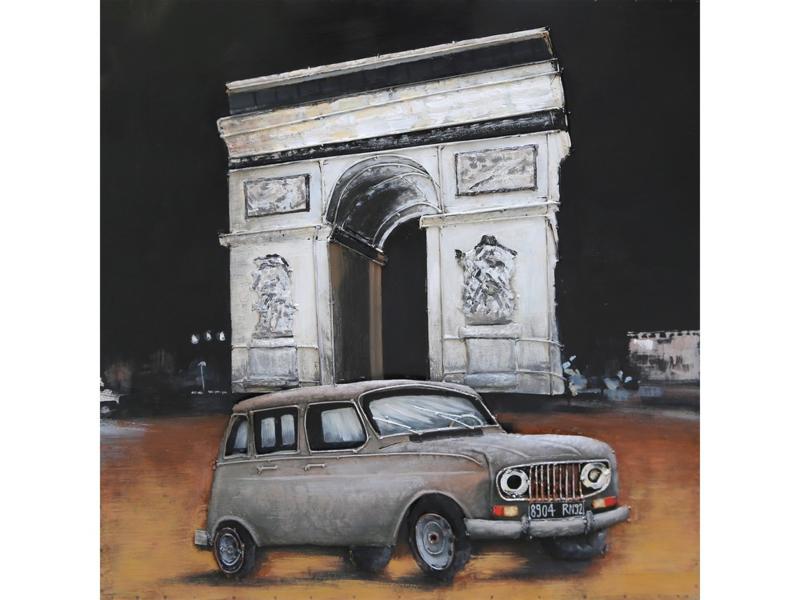 3D schilderij ''Arc de Triomphe'' TBW001839sc