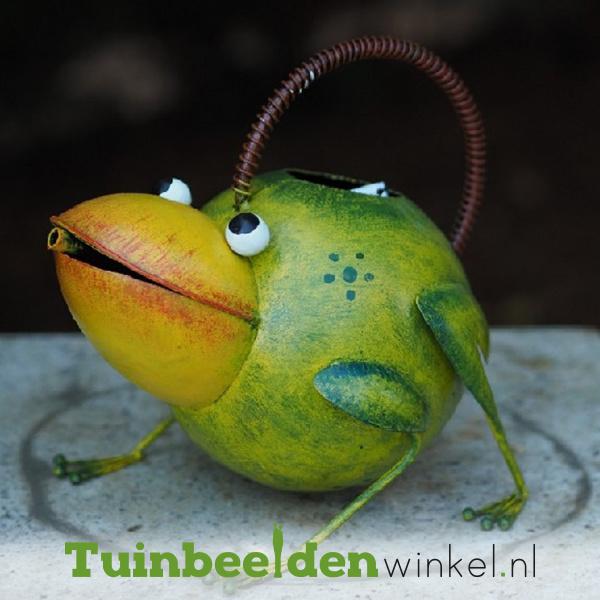 """Tuindecoratie kikker """"De vrolijke kikker"""" TBW16023me"""