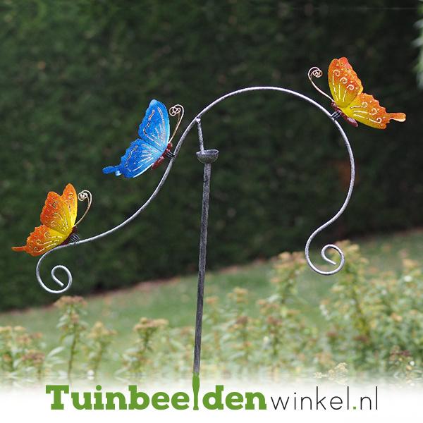 Tuinsteker balans ''De drie vlinders'' TBW16200